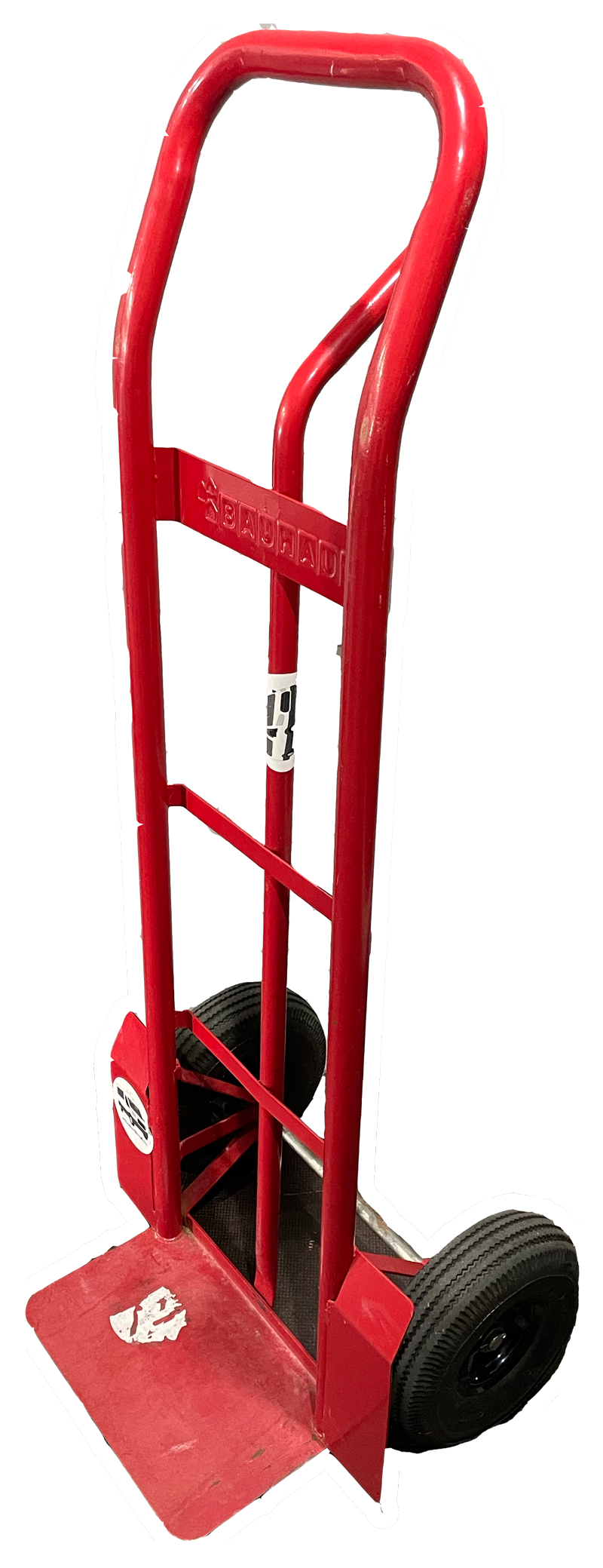 red sack cart